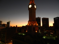 Buenos Aires, by night